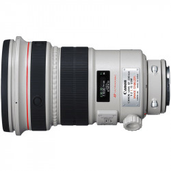 Canon Lente Teleobjetivo medio EF 200mm f/2L IS USM