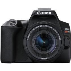 Canon Cámara EOS Rebel SL3 con lente 18-55mm