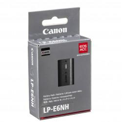 Canon LP-E6NH Batería de ión-litio recargable  (7,2 V, 2130 mAh)