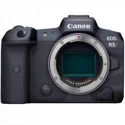 Canon EOS R5 Cámara Mirrorless Cuerpo 45 MP RAW 8K