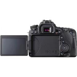 Canon 80D Cámara EOS DSLR  con lente EF-S 18-135 Nano USM