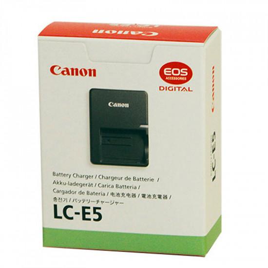 Canon  LC-E5 cargador modelo para baterías LP-E5
