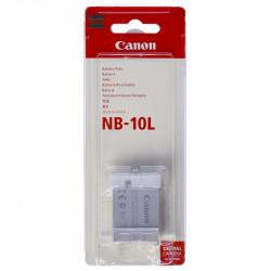Canon NB-10L Batería de ión-litio recargable