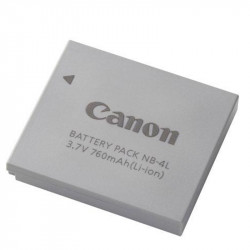 Canon NB-4L Bateria original