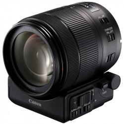 Canon PZ + Lente 18-135mm en kit con Power Zoom PZ-E1