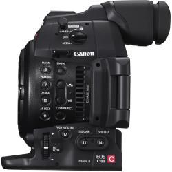 Canon Cinema C100 MKII Sensor CMOS Súper 35 mm de 8,3 MP Full HD