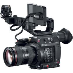 Canon Cinema EOS C200 EF 4K en kit con lente 24-105 f/4 L
