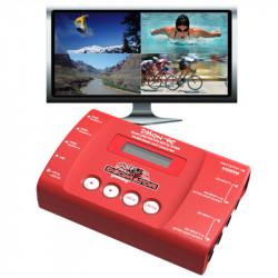 Decimator DMON-4S  4 3G-SDI a  4 HDMI CONVERTER con Quad Multi Viewer