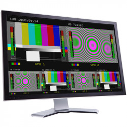 Decimator DMON-QUAD  MultiViewer de 1 a 4 SDI / HDMI