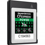 Delkin Devices DCFX1-1TB Tarjeta CFexpress 1TB 1730MB Lectura / 1430MB escritura