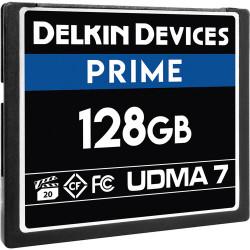 Delkin Devices CompactFlash PRIME UDMA 7 de 128GB