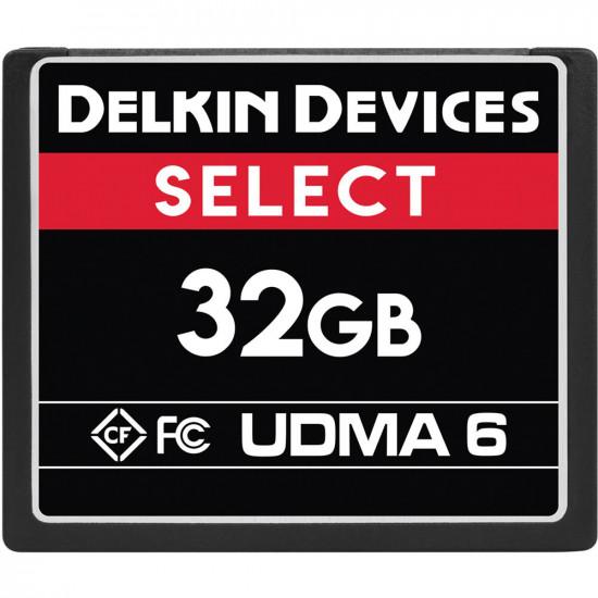 Delkin Devices CompactFlash UDMA 6 de 32GB