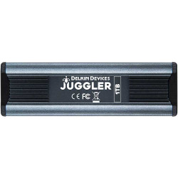 Delkin Devices 1TB Juggler USB 3.1 Gen 2 Type-C Cinema SSD