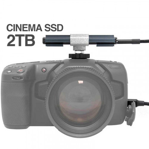 Delkin Devices 2TB Juggler USB 3.1 Gen 2 Type-C Cinema SSD