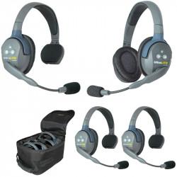 Eartec UL431EU Wireless Intercom (Intercomunicador) 4 Usuarios
