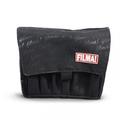 FILMA! Pouch Black porta herramientas