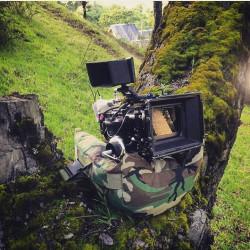FILMA! Saddlebag Army Arena multi propósito para cámaras