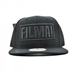 FILMA! Hat / Snapback Filma! - Black