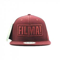 FILMA! Hat / Snapback Filma! - RED