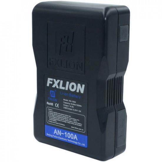 FXlion AN-100A Bateria Cool Black Anton Bauer 98W/h