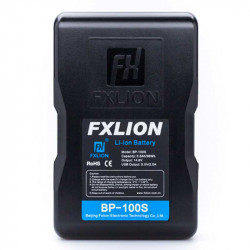 FXlion Bateria Cool Black Lithium V-Mount 98W/h