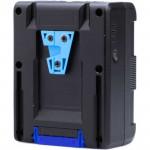 FXlion BP-M150-Q280B 2 BP-M150 Baterías  V-Mount Mini 148W/h Cuadrada y cargador rápido