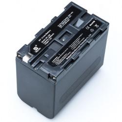 FXlion DF-248 Batería serie Sony L F970 High Capacity