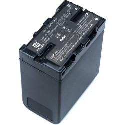 FXlion Batería serie BP-U  DF-U65 Ultra High Capacity