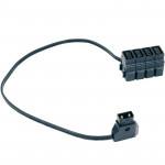 FXlion Cable Power Tap PT a 4 hembras P-Tap (D-Tap)