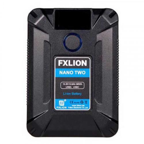 FXlion Nano TWO Batería Lithium V-Mount Compacta 98W/h 14.8V