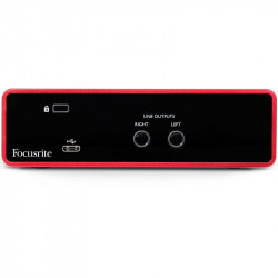Focusrite Scarlett Solo 2x2 USB Audio Interface (3ra generación)