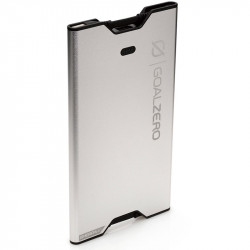 Goal Zero Sherpa 40 en Plata Batería 12000 mAh 40Wh Micro-USB, Lightning y USB-C