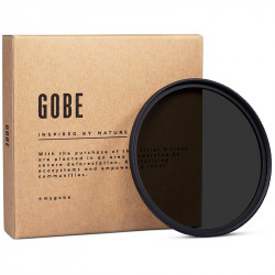 Gobe Filtro ND 8 Neutral Density 77mm 3 Stops