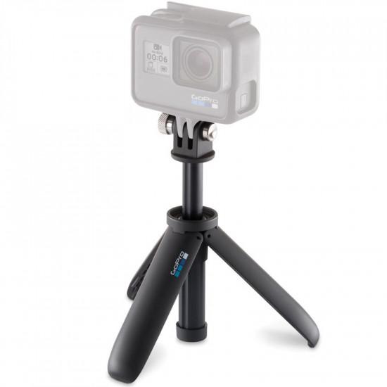 GoPro AFTTM-001 Shorty Grip de mano extendible + tripie