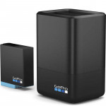 GoPro AJDBD-001 Cargador Dual y Batería recargable HERO8 / 7 / 6 Black