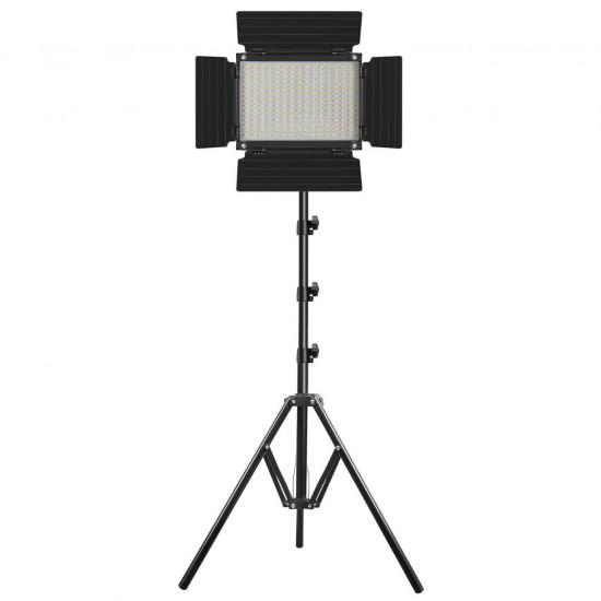 GVM 880RS LED RGB Compacta + Bi-Color 60W