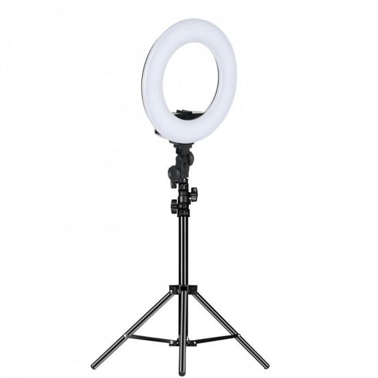 """GVM Ring Light 14"""" Bi-Color LED  97+ CRI HD-14S"""