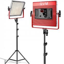 GVM MB832-2L Kit de 2 LED Soft Light Bi-Color