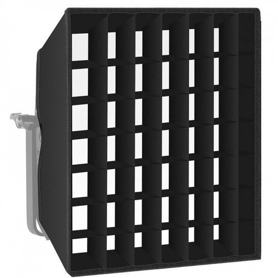 GVM Soft Box LED para la serie 480LS / 560AS / 800D RGB  (28cm x 28cm)