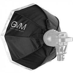 GVM Softbox Domo LED para la serie P80S/G100  (56cm)