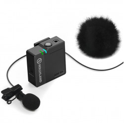 Hollyland Transmisor Micrófono inalámbrico LARK 150 (2,4 GHz, negro)
