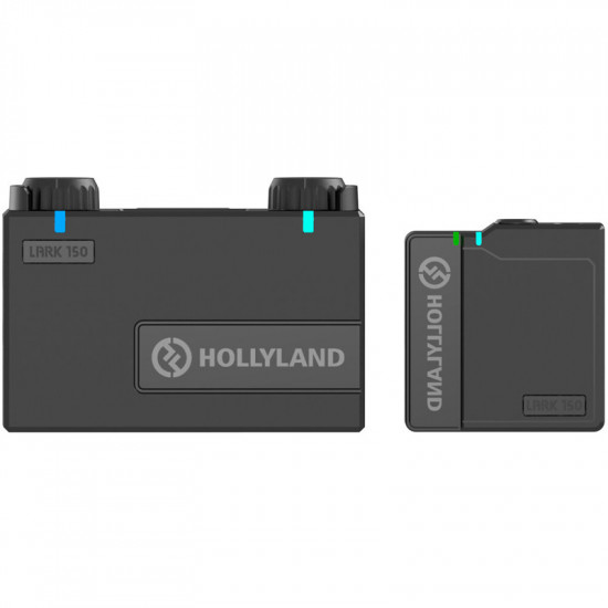 Hollyland Lark 150 SOLO Sistema Micrófono Omni 2.4 digital