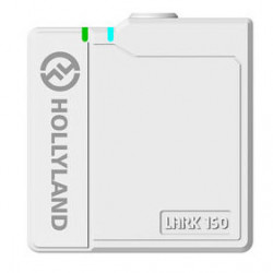 Hollyland Transmisor Micrófono inalámbrico LARK 150 (2,4 GHz, blanco)