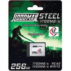 Hoodman CFEX256 Tarjeta CFexpress 256GB 1700MB