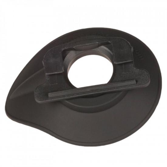 Hoodman EYEC18L Eyecup / Goma para el visor de cámaras DSLR