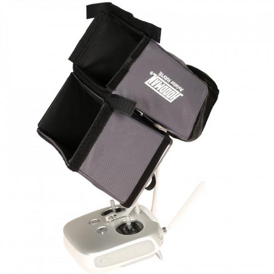 Hoodman HAV1 Drone Protector de luz solar para iPad Mini