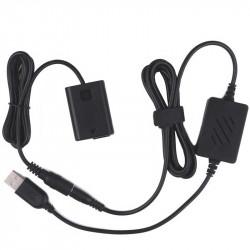 Adaptador AC-PW20 USB para Sony A7s / Sony  NP FW50