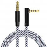 Cablecreation Cable 3.5mm TRRS Macho 1.8 mts