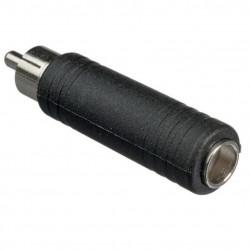 Hosa GPR-104 Adaptador de Hembra Plug 1/4 a RCA macho
