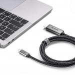 Syntech Cable USB-C (Thunderbolt 3) a HDMI de 1.82 metros